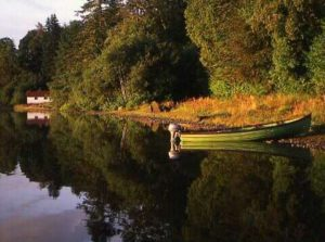 FISHING AND BOATING AT CURRAREVAGH
